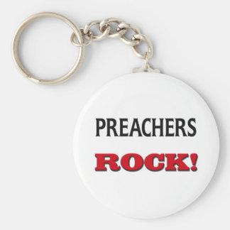 Rocha dos pregadores chaveiro