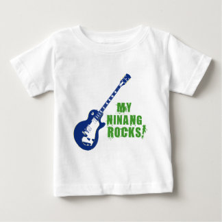 Rocha sobre! Ninang Camisetas