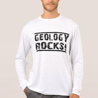 Rochas da geologia camiseta