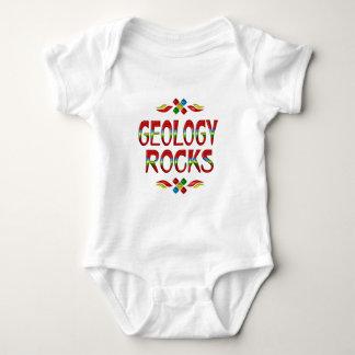 Rochas da geologia t-shirt