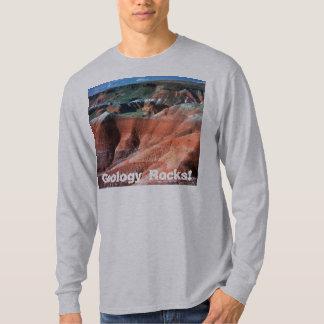 Rochas da geologia! t-shirts