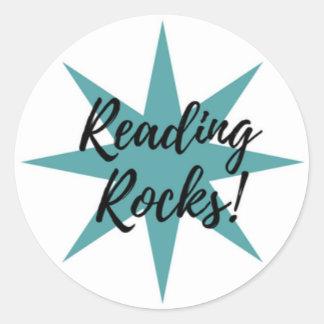 Rochas da leitura! Etiquetas