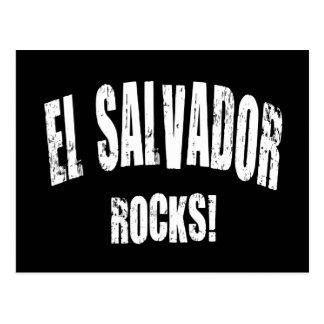 Rochas de El Salvador! Cartão Postal