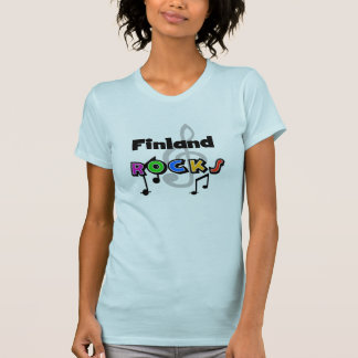 Rochas de Finlandia T-shirt