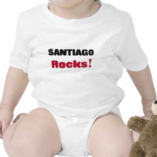 Rochas de Santiago T-shirts