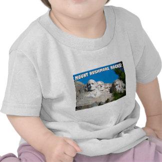 Rochas do Monte Rushmore O Monte Rushmore South Camisetas