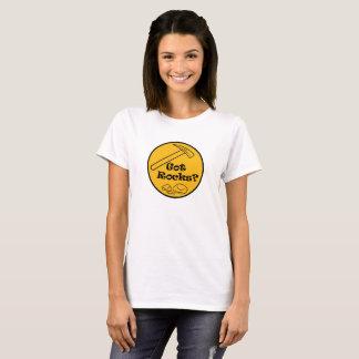 Rochas obtidas? Camisa de Rockhound