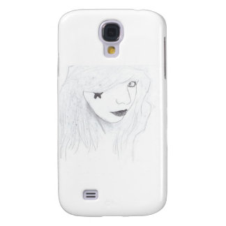 rock and roll girl galaxy s4 case