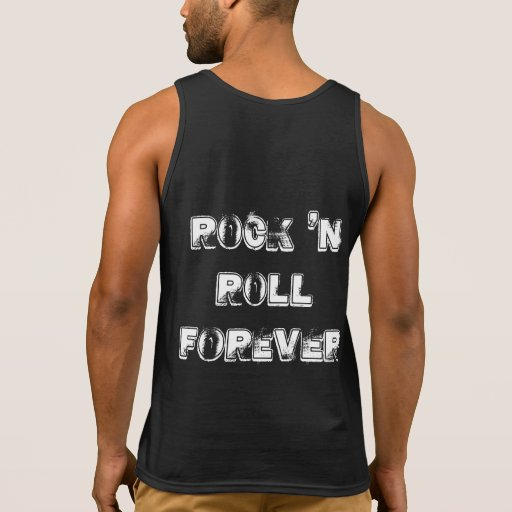 Rock 'n roll forever t-shirt
