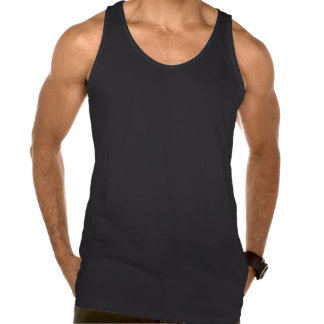 Rocka-G camisola de alças oficial para homens Camisetas