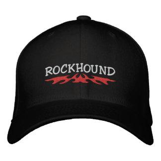 Rockhound bordou o boné