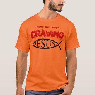 Rockin o evangelho camiseta