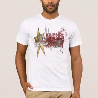 rockstar camiseta
