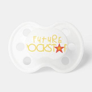 Rockstar futuro chupeta