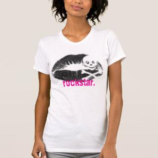 rockstar. camiseta