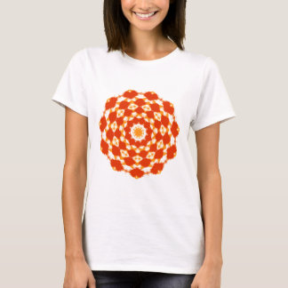 Roda da vida camiseta
