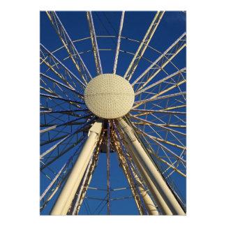 Roda de Tennessee Convite 12.27 X 17.78cm