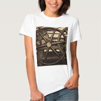 Roda do gerador t-shirt