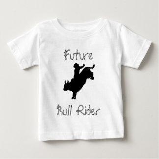 rodeio camiseta para bebê