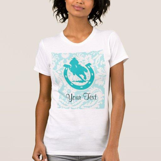 Rodeio da cerceta t-shirt
