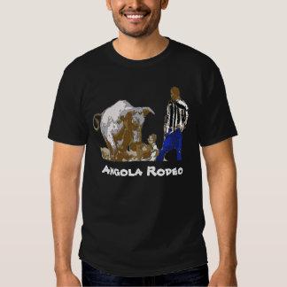 Rodeio de Angola, rodeio da prisão Camiseta