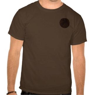 Rodeio do Couro-Olhar Camiseta