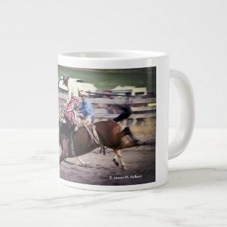 Rodeio ocidental #1 jumbo mug