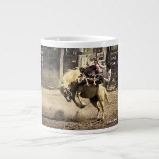 Rodeio ocidental #2 jumbo mug