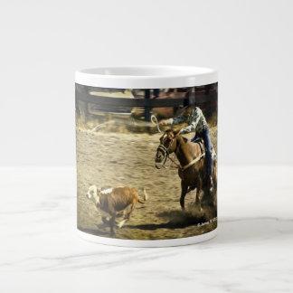 Rodeio ocidental #4 jumbo mug
