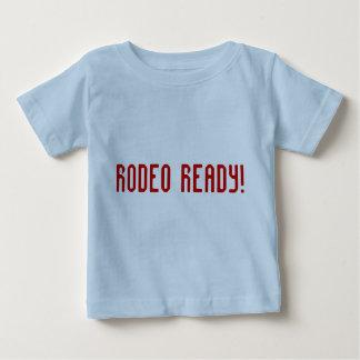Rodeio pronto! /Criança Camiseta