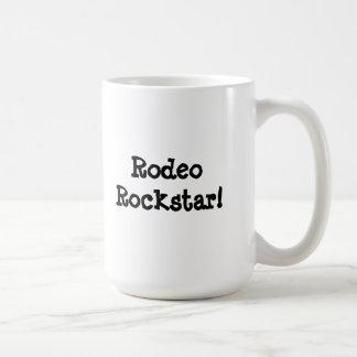 Rodeio Rockstar! Caneca