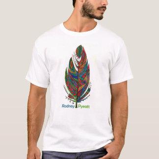 Rodney Pyeatt - t-shirt da pena da boa sorte Camiseta