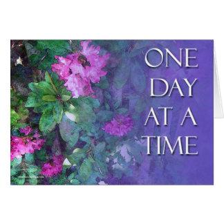 Rododendros de ODAT Cartão