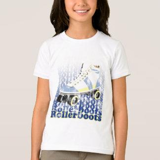 Rollerboots (olhar vestido) camiseta