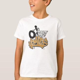 Rollin' com o Homies® Camiseta