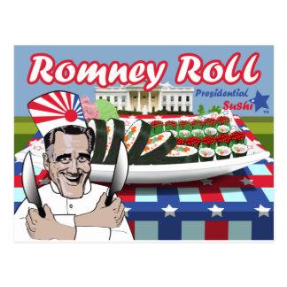 Rolo de Romney Cartão Postal