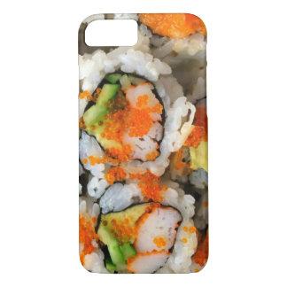 Rolo de sushi capa iPhone 7