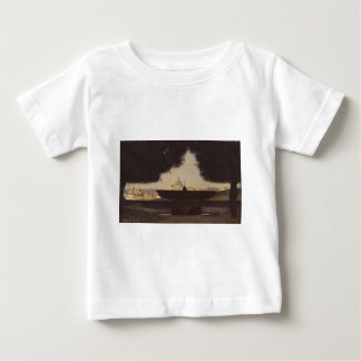 Roma a fonte do Academie de France Camiseta