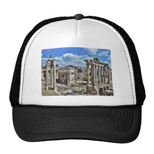 Roma antiga bonés