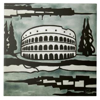 Roma Azulejo Quadrado Grande