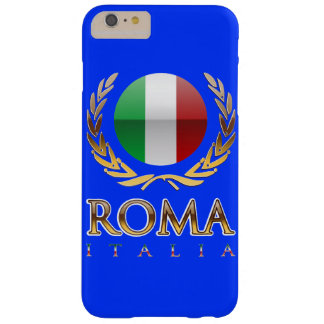 Roma Capa Barely There Para iPhone 6 Plus