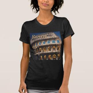 Roma na noite camiseta