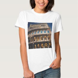 Roma na noite t-shirts