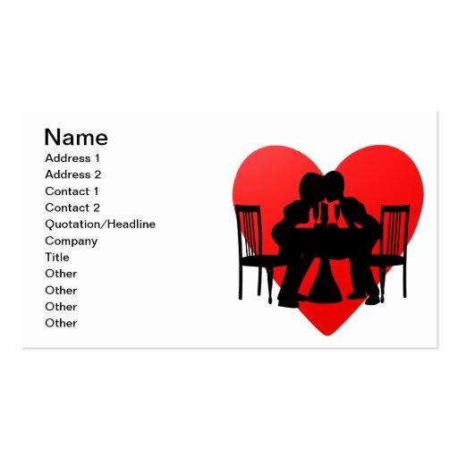 Romance Cartão De Visita