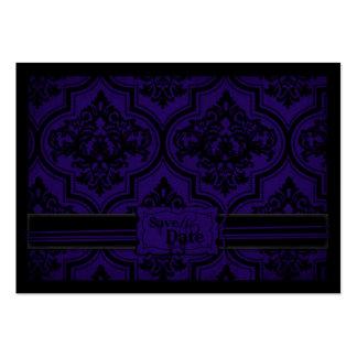 Romance gótico SD Notecard Cartão De Visita Grande