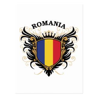 Romania Cartão Postal