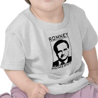 Romney é meu Homeboy png T-shirts