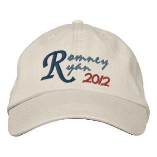 Romney Ryan 2012 Bones Bordados