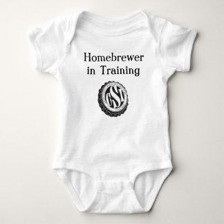 Romper do bebê de CSI Camisetas
