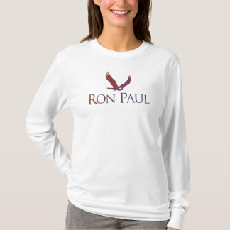 Ron Paul para a camiseta do presidente 2012